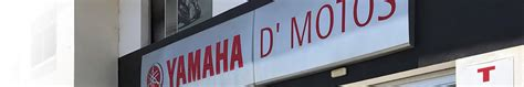 Concesionario Yamaha y tienda de ropa D Motos Las Canteras ...