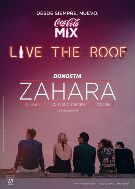 Concierto de Zahara en Donostia San Sebastián. Comprar ...
