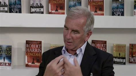 Conclave s main character | Robert Harris on Conclave ...