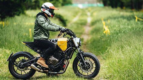 Concurso Yard Built 2020 de Yamaha   FUEL   Motociclismo.es