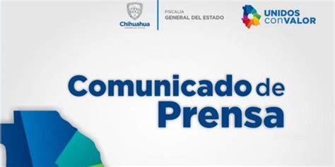 Condena Gobierno del Estado de Chihuahua hechos ocurridos ...