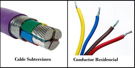 Conductores Eléctricos: Tipos y Características ...