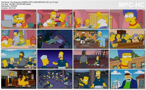 conejotonto.blogspot: The Simpsons Season 26