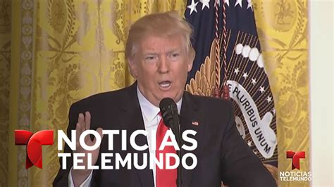 Conferencia de prensa de Donald Trump completa  En español ...