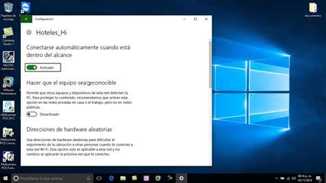 Configurar Red Privada en Windows 10   YouTube