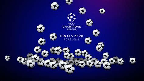 Confirmadas sedes de octavos de final de Champions League ...