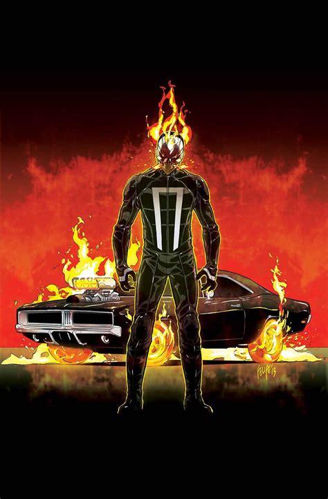 Confirmado: Ghost Rider aparecerá en  Agentes de SHIELD ...