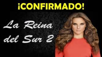 ¡CONFIRMAN segunda temporada de  La Reina del Sur !   YouTube