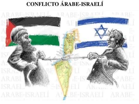 Conflicto árabe israelí 4ºESO