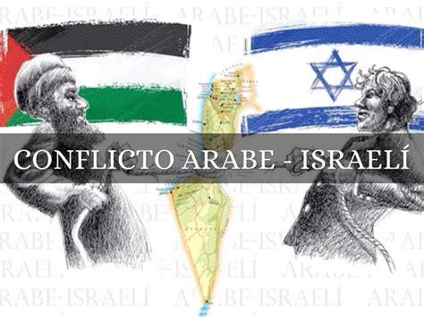 Conflicto árabe israelí   María García