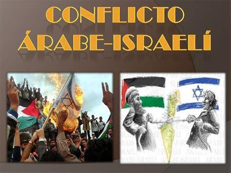 Conflicto arabe israelí