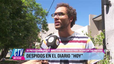 Conflicto en el Diario Hoy de La Plata   YouTube