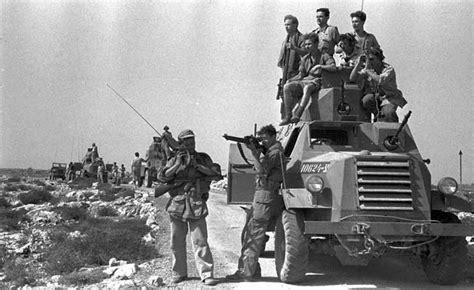 Conflictos Árabes: LA TERCERA GUERRA ÁRABE   ISRAELÍ: DE ...