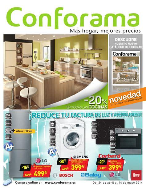 Conforama catalogo 24abril 14mayo2014 by ...