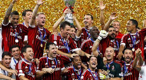 Conforme con su plantilla: El Milán dio por cerrado su ...