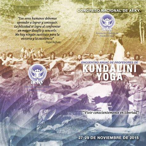 Congreso Aeky Kundalini Yoga   Vikreative