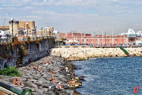 Conheci Viajando: Uma praia diferente em Nápoles, Itália