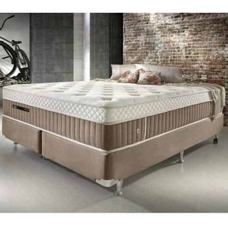 Conjunto Cama Box King Size de Molas Ecoflex Excellence 1 ...