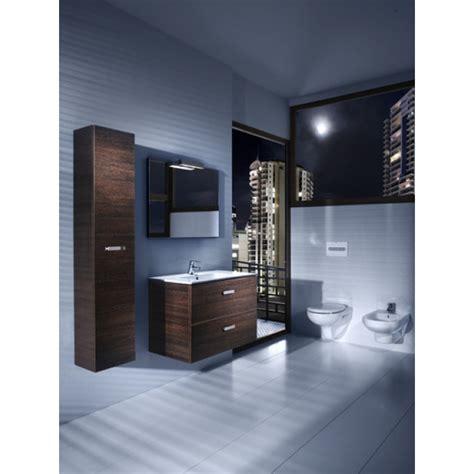 Conjunto completo mueble de baño Roca Victoria Basic 100 ...
