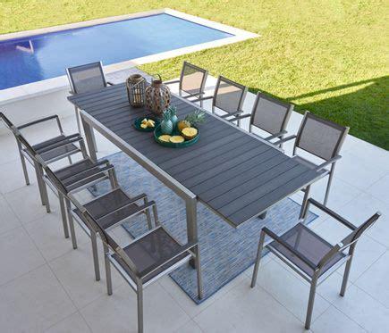 Conjunto de aluminio ALBANY   Leroy Merlin   Muebles de ...