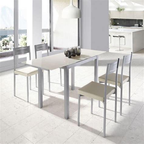 Conjunto de Cocina Mesa Extensible + 4 Sillas | Comprar Ahora