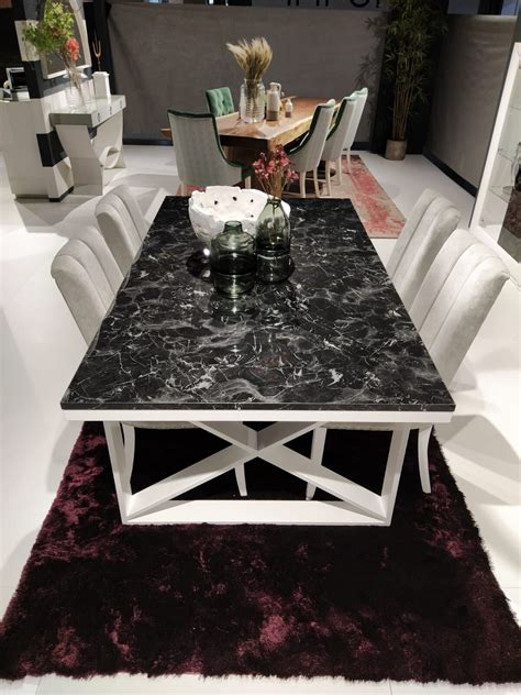 Conjunto de mesa y sillas para salón comedor con todo el ...