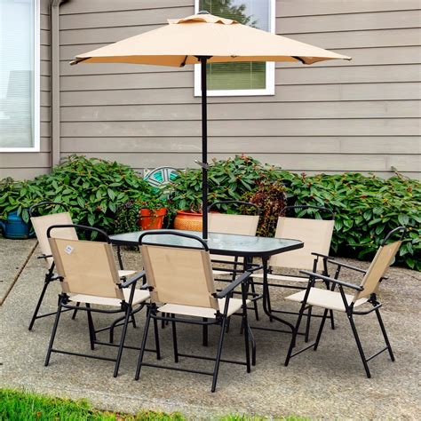 Conjunto de Muebles para Jardín Terraza o Patio de 8 ...