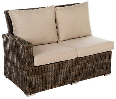 Conjunto de sofás y mesa Manhattan de aluminio y ...