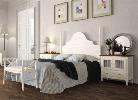 Conjunto dormitorio matrimonio de estilo clásico con ...