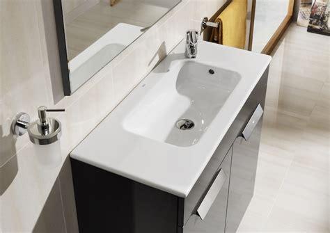 Conjunto Mueble de baño Roca DEBBA compact   60x36cm   gris