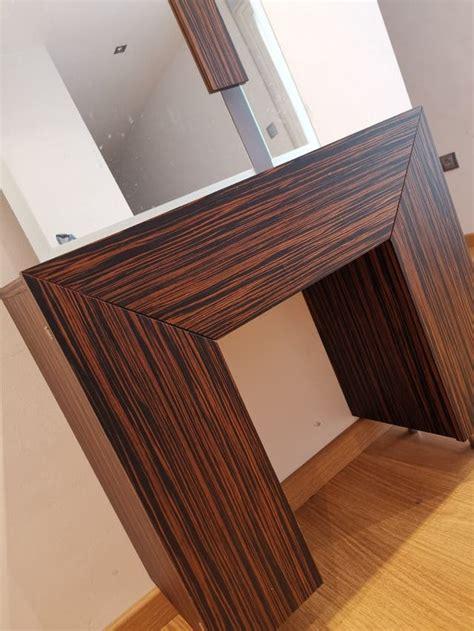 Conjunto mueble recibidor entrada hall de segunda mano por ...