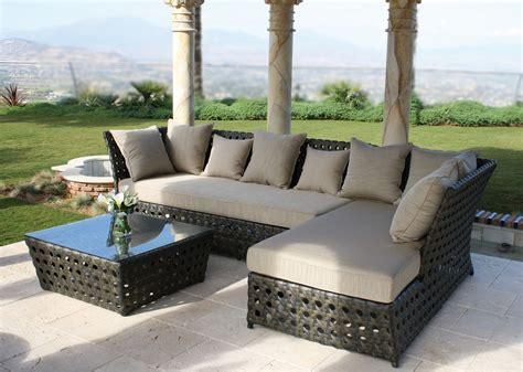 Conjunto sofás y mesa de centro Tahití Majestic Garden ...
