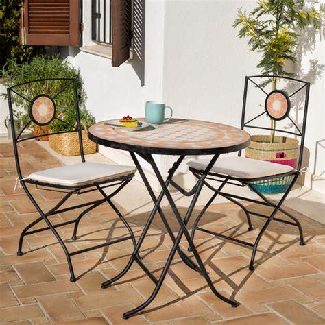 Conjuntos Hipercor jardín 2017: Mesas, sillas, sillones ...