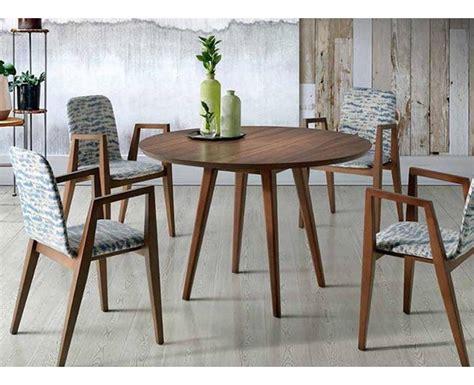 Conjuntos mesas y sillas comedor   Mesa redonda   Muebles ...