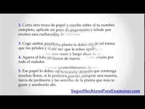 Conjuros De Amor Para Que Me Busque   YouTube