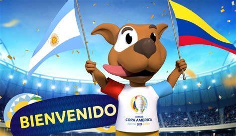 Conmebol Colombia Copa América fútbol: ¡PIBE! Esta será la ...