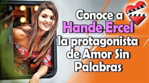 Conoce a Hayat la protagonista de Amor Sin Palabras   YouTube