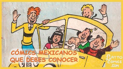 Conoce a Los Supersabios  Cómics Mexicanos Que Debes ...