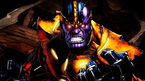 Conoce a Thanos, el gran supervillano de las películas de ...