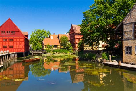Conoce Aarhus en Dinamarca, ciudad cultural y artística ...