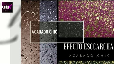 CONOCE EL EFECTO ESCARCHA PARA TUS PAREDES   YouTube