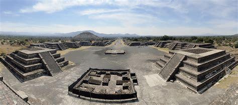 Conoce la cultura teotihuacana que marcó el desarrollo de ...