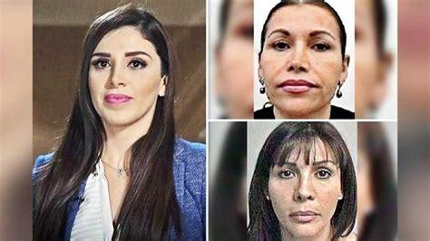 Conoce la debilidad de  El Chapo : sus mujeres | EL DEBATE