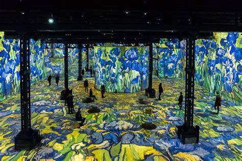 Conocé la exposición de Van Gogh que permite caminar ...