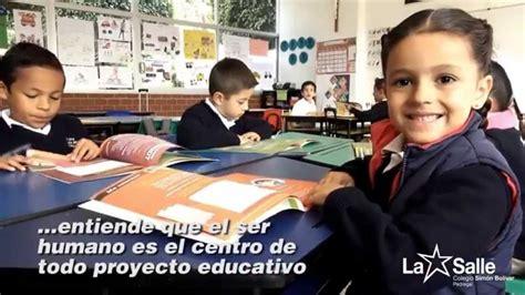 Conoce la Primaria del Colegio La Salle Simón Bolívar ...