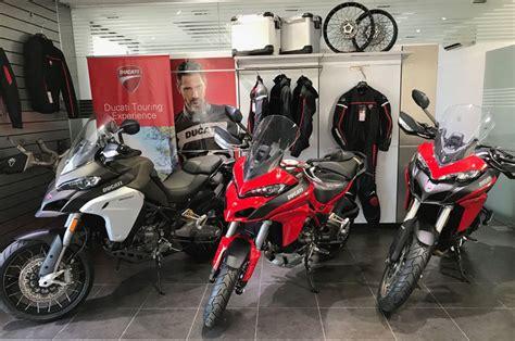 Conocé la tienda de Ducati más nueva en Argentina – Gente ...