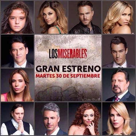 Conoce los personajes de  Los Miserables  + poster oficial ...