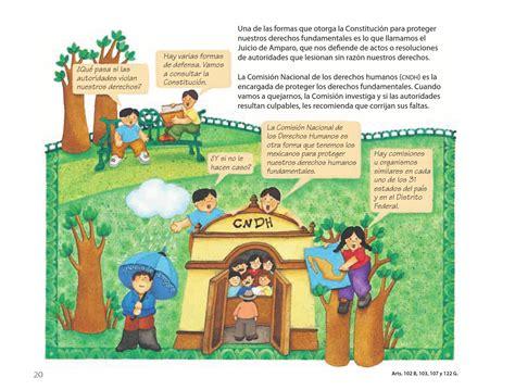 Conoce Nuestra Constitución 4o. Grado by Rarámuri   Issuu