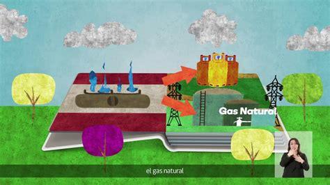 Conoce Tu Energía   Gas como fuente de energía   YouTube