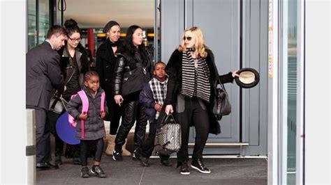 Conocé un poco más sobre los seis hijos de Madonna ...